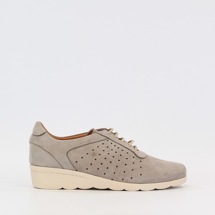 CASUAL/ SNEAKERS MUJER GRIS...