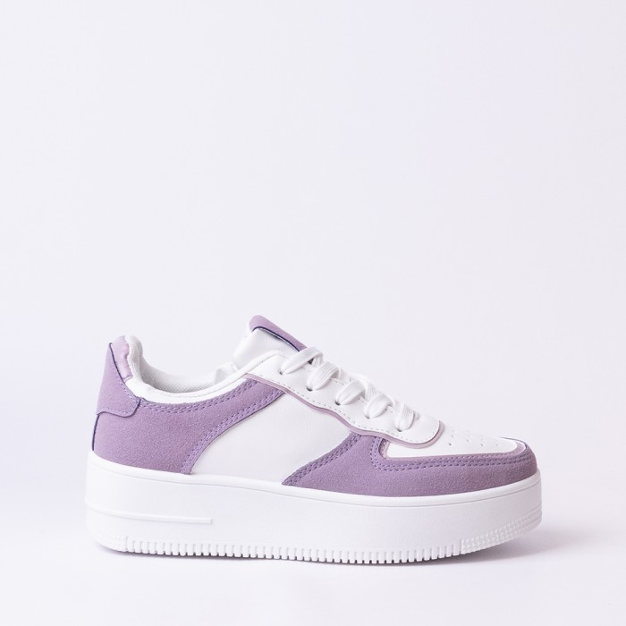 CASUAL/ SNEAKERS MUJER LILA...