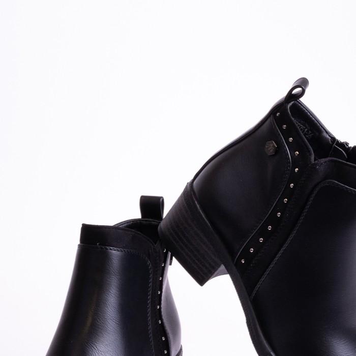 Zapatos Colegiales Niña Bubble Bobble A1654 (24-30)